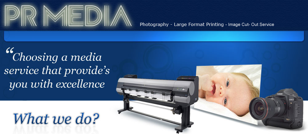 Large Wide Format Printer and Photographers Leicester